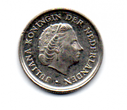 Holanda - 1980 - 10 Cents