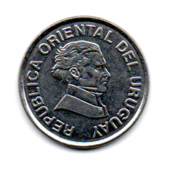 Uruguai - 1998 - 50 Centésimos