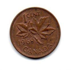 Canadá - 1969 - 1 Cent