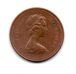 Canadá - 1979 - 1 Cent