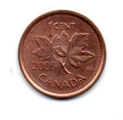 Canadá - 2005 - 1 Cent