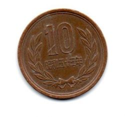 Japão - 1978 - 10 Yen