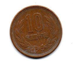 Japão - 1971 - 10 Yen