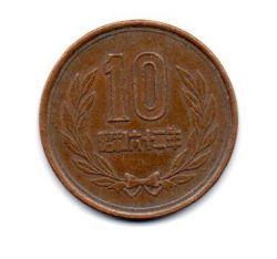 Japão - 1987 - 10 Yen