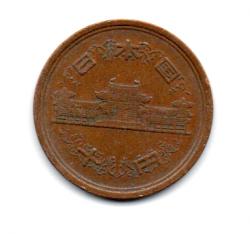Japão - 1973 - 10 Yen