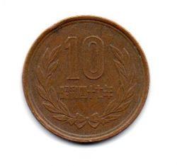 Japão - 1972 - 10 Yen