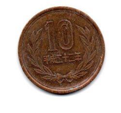 Japão - 2010 - 10 Yen