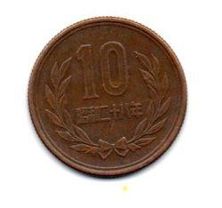 Japão - 1953 - 10 Yen