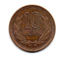 Japão - 2009 - 10 Yen