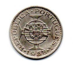 Timor - 1958 - 60 Centavos
