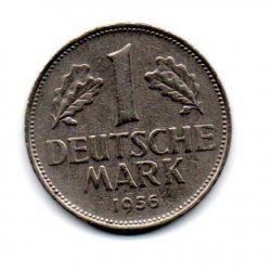Alemanha - 1956G - 1 Mark