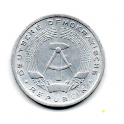 Alemanha República Democrática (DDR) - 1956 - 1 Mark