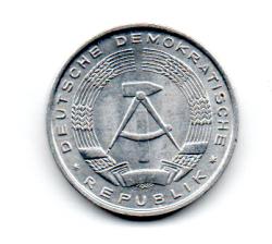 Alemanha República Democrática (DDR) - 1965  - 10 Pfennig