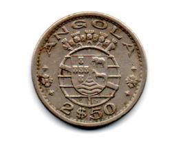 Angola - 1967 - 2,50 Escudos