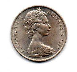 Austrália - 1979 - 20 Cents