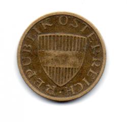 Áustria - 1960 - 50 Groschen