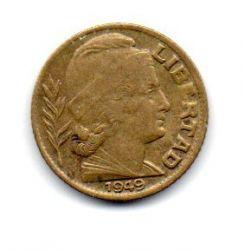 Argentina - 1949 - 5 Centavos