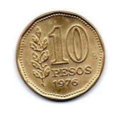 Argentina - 1976 - 10 Pesos
