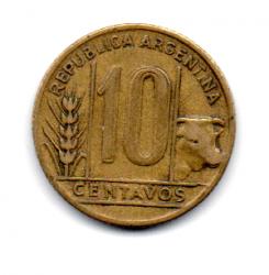 Argentina - 1947 - 10 Centavos