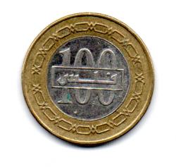 Bahraim - 2011 - 100 Fils