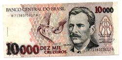 C225 - 10000 Cruzeiros - Vital Brazil - Data: 1993 - Estado de Conservação: Soberba (SOB)