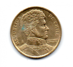 Chile - 1997 - 10 Pesos