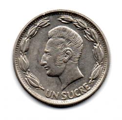 Equador - 1970 - 1 Sucre