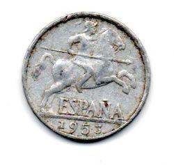Espanha - 1953 - 10 Céntimos