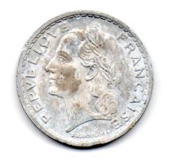 França - 1947 - 5 Francs