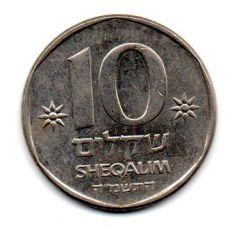 Israel - 1985 - 10 Sheqalim
