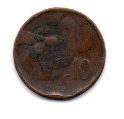 Italia - 1922 - 10 Centésimi