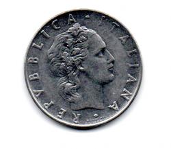 Italia - 1963 - 50 Lire