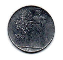 Italia - 1956 - 100 Lire