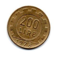 Italia - 1978 - 200 Lire