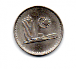 Malásia - 1982 - 10 Sen