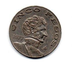 México - 1977 - 5 Pesos