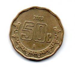 México - 2003 - 50 Centavos