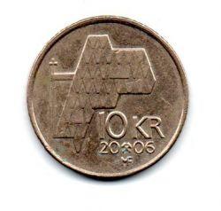 Noruega - 2006 - 10 Kroner