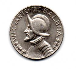 Panamá - 1966 - ¼ Balboas