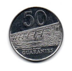 Paraguai - 1988 -  50 Guaranies