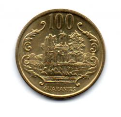 Paraguai - 2004 -  100 Guaranies