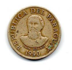 Paraguai - 1990 -  100 Guaranies