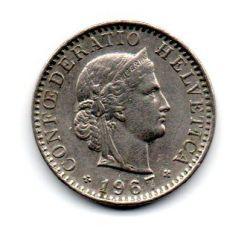Suíça - 1967 - 20 Rappen