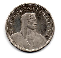 Suíça - 1988 - 5 Francs
