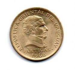 Uruguai - 1968 - 10 Pesos