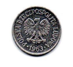 Polônia - 1963 - 10 Groszy