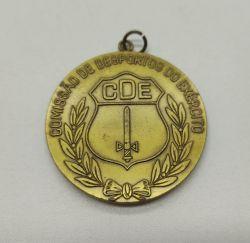 Medalha Comissão de Desportos do Exército - Olimpíadas Atletismo 1972 - 51mm