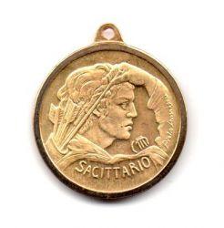 Medalha Signo Sagitário - 25 mm