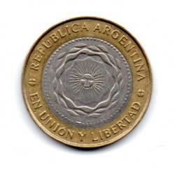 Argentina - 2014 - 2 Pesos