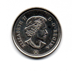 Canadá - 2016 - 5 Cents